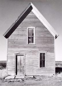Wright Morris, Farm House, Near McCook, Nebraska, 1940