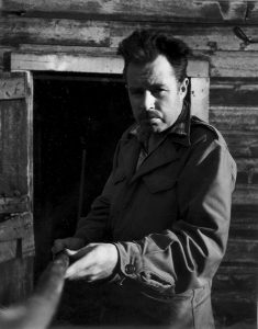 Wright Morris, Self-Portrait, The Home Place, Near Norfolk, Nebraska, 1947