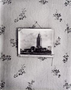 Wright Morris, Photograph of the Nebraska State Capitol, The Home Place, Near Norfolk, Nebraska, 1947