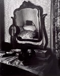 Wright Morris, Dresser Top and Mirror, The Home Place, Near Norfolk, Nebraska, 1947