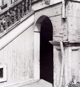 Wright Morris, Arched Basement Entrance, Los Angeles, California, ca. 1936