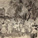 Grant Reynard, Untitled (Central Park dance), c. 1940s