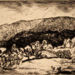 Grant Reynard, Cornwall Farms, etching (/75), n.d.