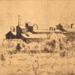 Grant Reynard, The Sugar Factory, etching, n.d.