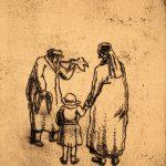 Grant Reynard,Grant Reynard, Circus Tent, etching, n.d.