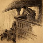 Grant Reynard, Carnegie Concert, etching (edition 75), n.d.