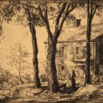 Grant Reynard, New England House, n.d.