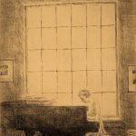 Grant Reynard, Woman at Piano, n.d.