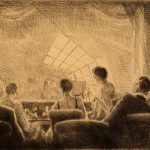 Grant Reynard, A Modern Opera at the Metropolitan Opera, n.d.