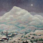 Grant Reynard, Winter Light, oil on board, n.d.