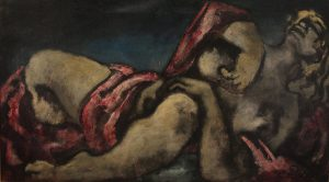 Emery Abraham (Donald) Forbes, Venus Bewailing the Death of Adonis, oil, 1936
