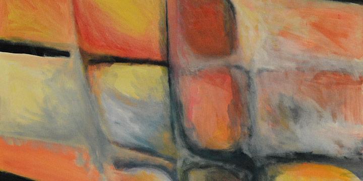 Jack Karrker, Untitled, Oil, n.d.